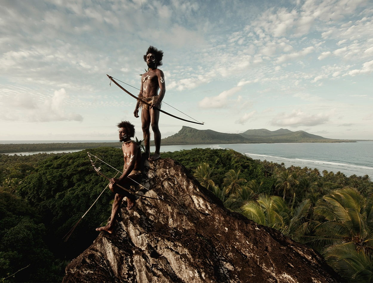 a Ni Vanuatu, Rock of Rah, Rah Lava Island, Torba Province, Vanuatu, 2011